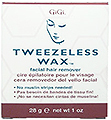 GIGI Tweezerless Wax Facial Hair Remover 1oz / 28g