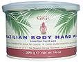 GIGI Brazilian Body Hard Wax 14oz / 410g