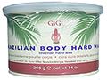 GIGI Brazilian Body Hard Wax 14oz / 410g