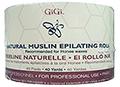 GIGI Natural Muslin Epilating Roll 40 Yards