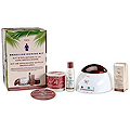 GIGI Brazilian Waxing Kit Complete Hair Removal System Item:0954