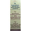 GIGI Natural Muslin Epilating Strips Small Quantity: 100