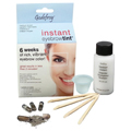 GODEFROY Instant Eyebrow Tint Permanent Eyebrow Color Kit MEDIUM BROWN 4 Applications