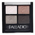 PALLADIO Eye Shadow Quads Color: Taupe