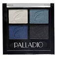 PALLADIO Eye Shadow Quads Color: Blue