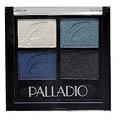 PALLADIO Eye Shadow Quads Color: Blue