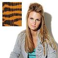 POP Clip-In Tiger Prints Ginger  POP13080