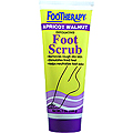 QUEEN HELENE Footherapy Apricot Walnut Exfoliating Foot Scrub Removes Rough Dry Skin, Stimulates Tired Feet & Helps Neutralize Odor 7oz / 198g