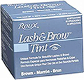 ROUX Lash and Brow Tint BROWN 40 Applications