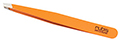"RUBIS Switzerland 130-3-3 / 4"" Slanted Tip Satin Tweezer Orange  MC0130SO"