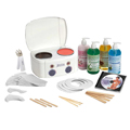 SATIN SMOOTH Double Warmer Wax Kit SSW11CKIT