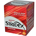 STRIDEX Acne Control Maximum Strength Pads Pack of 90