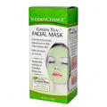 SUDDEN CHANGE Green Tea Facial Mask 3.4 oz
