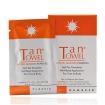 TANTOWEL Classic Self-Tan Towelette Half Body Application for Fair to Medium Skin Tones (10 Towelettes)