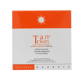 TANTOWEL Classic Self Tan Towelette Full Body Application for Fair to Medium Skin Tones (15 Towelettes)
