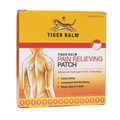 TIGER BALM Pain Relieving Patch (Quantity:5)