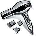 ANDIS Professional Black Chrome 1875 Watts Ceramic Ionic Smooth, Silky Frizzie Free Styling Hair Dryer  ACM-1/82005
