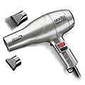 ANDIS Professional Platinum 1800 Watts Ceramic Ionic Smooth, Silky Frizzie Free Styling Hair Dryer  EC/80175