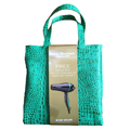 BABYLISS Pro Nano Titanium 2000 Watts Hair Dryer w/Green Croc Bag BABNTG5548PP