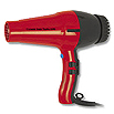PEBCO Pro Tools 4100 Ceramic Ionic Turbo Hair Dryer 2000 Watts RED / BLACK  ED4100