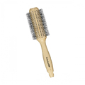 BABYLISS Wood 2-3/8 inch Round Blow Dry Brush BABWB35