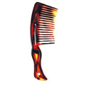 BRITTNY'S Tortoise Collection Detangle Comb Pack of 12  50002