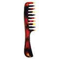 BRITTNY�S Tortoise Collection Rake Comb Pack of 12  50003