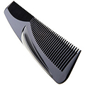 DENMAN ProEdge Comb for Precise Cutting White  920