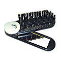 HAIRART Professional Folding Hair Brush with Mirror Pack of 12  69965