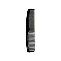 HAIRART Plastic Economy Line Finger Wave 7 inch Comb  886007