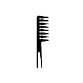HAIRART Styling Lift 7-3 / 4 inch Comb Pack of 12   6203