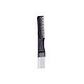 HAIRART Metal Pik and Teaser Comb Pack of 12   6506