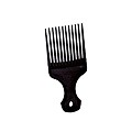 HAIRART Pik 6-1 / 4 inch Comb Pack of 12  6802