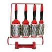HAIRART iTech Magnetic Thermal Tourmaline Boar Bristle 4 Brush Set 78234