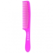 HAIRART H3000 Comb Out Ceramic Carbon Comb Pink H30008