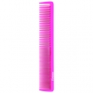 HAIRART H3000 Cutting & Styling Ceramic Carbon Comb Pink H30010