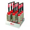 HAIRART iTech Magnetic Thermal & Tourmaline Boar Bristle Brush 9 Brush Set 88849