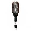 HAIRART Magnetic Tourmaline 2 3 / 4 Inch Boar & Nylon Brushes 57400