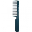 HAIRART Beauty Pro Professional Designer Comb 8 1 / 4 Inch Blue J500