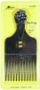MAGIC FIST Styling Pik Plastic Pik Hair Comb  2409