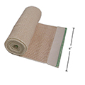 SPA SLENDER Body Wrap 6 inch Wide Elastic Bandage (Pack of 2)