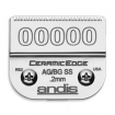 ANDIS Ceramic Edge One Set Blade Size 00000 1 / 125 inch / 0.2 mm 64730