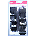 WAHL Professional Precision Attachment Comb Set Black 3170-500