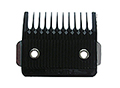 WAHL Professional Metal Clip Comb Attachment Black Size No.1 1 / 8 inch 3111