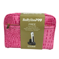 BABYLISS Pro Professional Rechargeable Trimmer w/Pink Carrying Case FXP760PP