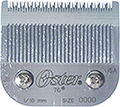 OSTER Cryogen-X Accessory Blade Set for Classic 76 Clipper Size 0000 1/100 inch/0.25 mm  76918-016