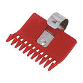 "SPEED-O-GUIDE The Original Red Clipper Comb #00 1 / 16""  SPG0117"