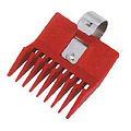 "SPEED-O-GUIDE the Original Red Clipper Comb #0A 5/16""  SPG0517"