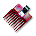 "SPEED-O-GUIDE the Original Red Clipper Comb #1A 9/16""  SPG0916"