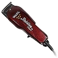 WAHL Balding Clipper in BURGUNDY COLOR 8110
